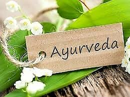 Ayruvedic hot oil massage
