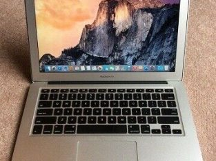 Macbook Air 13 inch mid 2012 laptop Intel Core i5 processor 128gb SSD fully working
