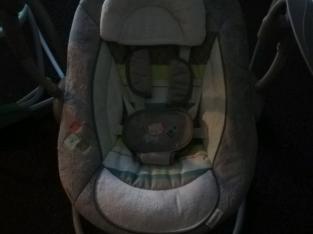 Baby swing