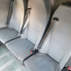 Triple Crew Cab Van Seats