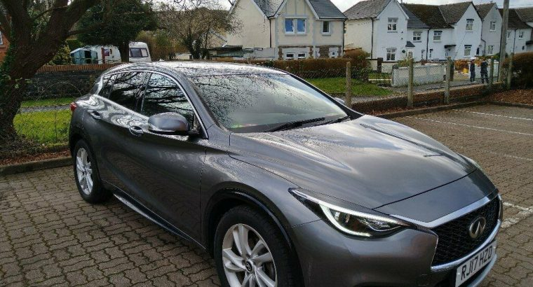 INFINITI Q30 LESS THAN 8000 ON CLOCK. SELL DUE TO ILL HEALTH.