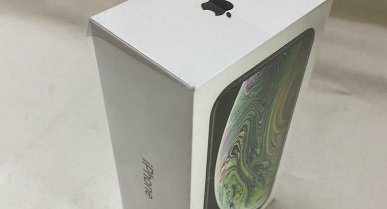 Apple iPhone XS 64gb Brandnew unlocked Come with recipet