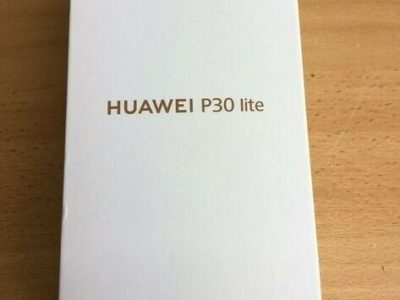 Huawei P30 Lite, 128GB, Blue, Brand NEW, Boxed, Unlocked