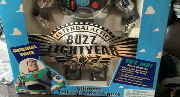 Intergalactic Buzz Lightyear ( Boxed)
