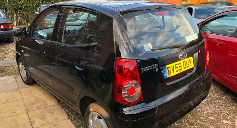 Kia Picanto 1.0 2010 £30 road tax model
