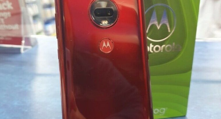 Moto G7 Plus Unlocked