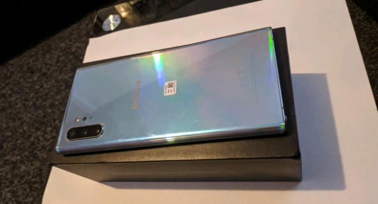 Samsung Galaxy Note 10 plus 5G