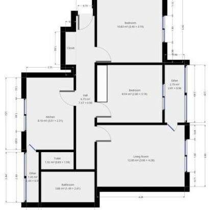 13% Below Market Value – 2 bedroom flat – St John Wood