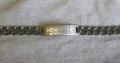 Men's ring & bracelet