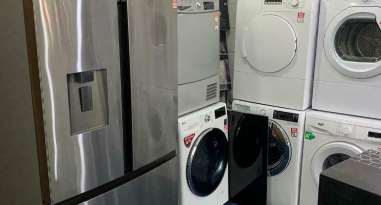 Washing machine [Deacon Appliances] with warranty ready for collection or delivery