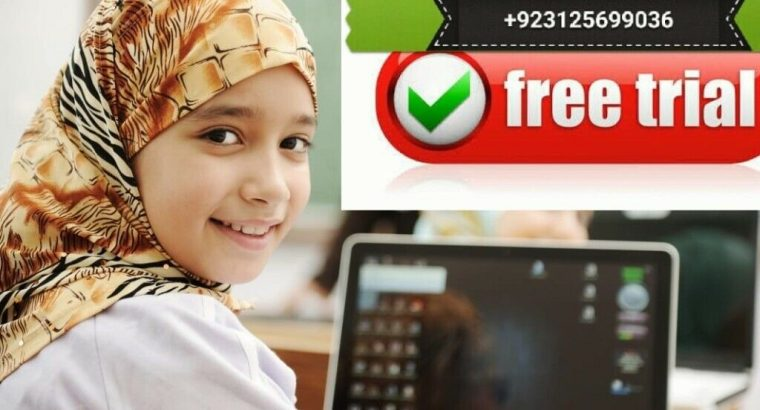 Quran classes one to one online via skype and whatsap for children and adults