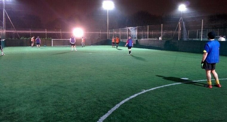 Friendly 5-a-side footy in Barnes is looking for new players to join us!