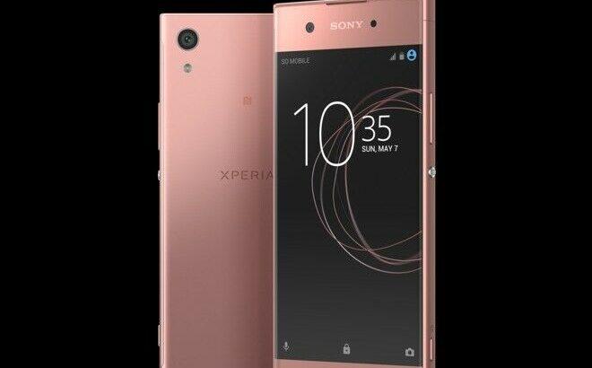 Sony Xperia XA1 16gb Rose Pink Unlocked With Warranty