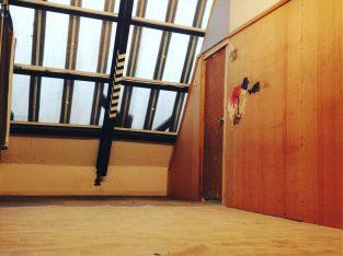 Arts workshop & creative space