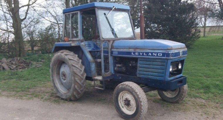 Leyland Tractor