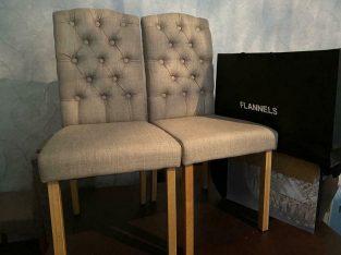 Brand new next chairs x4