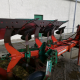 Kverneland 3 Furrow Reversible Plough