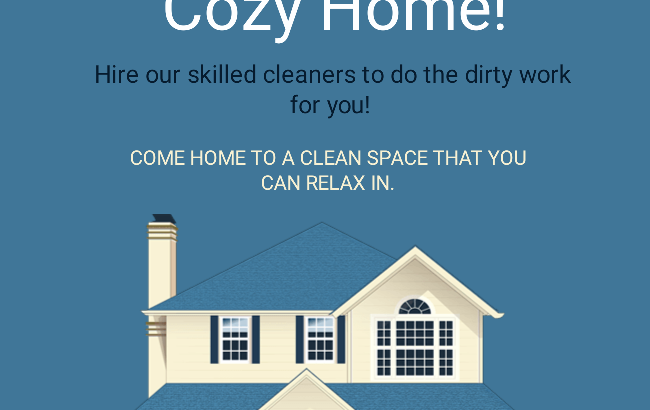 DOMESTIC HOUSE OFFICE CLEANING