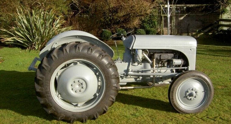 WANTED Ferguson Tractor pre 1970 any condition running or not