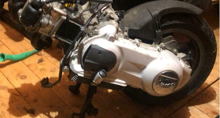 GTS250ie engine.