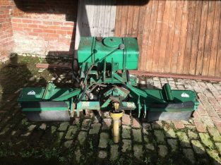 RANSOMES 3 UNIT GANG MOWER