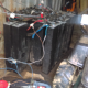 fork lift battery's