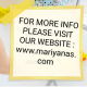 Cleaning services MARY MAID