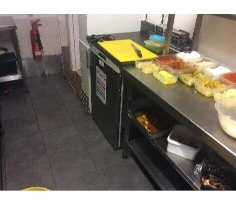 takeaway for sale with living accommodation