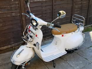 Lexmoto Milano 125