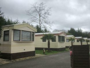 Static caravans for sale/site closing £2500