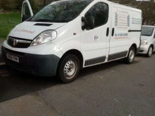 58 reg vauxhall vivaro for spear or repairs or part no start no drive no run cheap van qwick sale