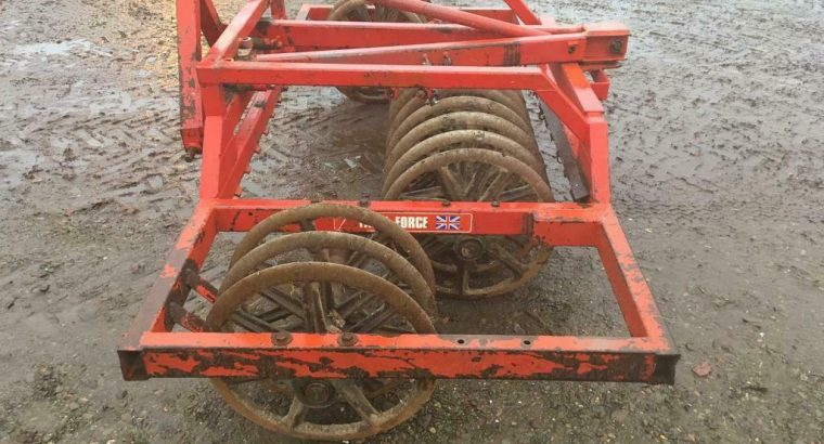 Tractor front press 3m