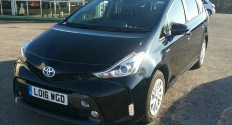 Toyota Prius plus 7 seater Euro 6 1 owner from new