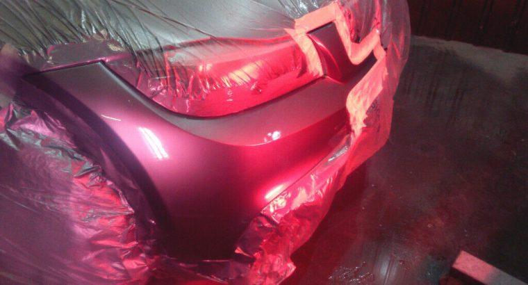 Car / Van body repair and paint specialist J. W.