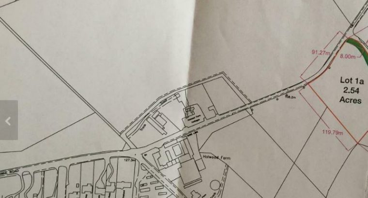 Land in London for sale
