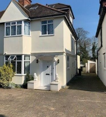 Four Bedroom semi detached house with garden for a quick sale