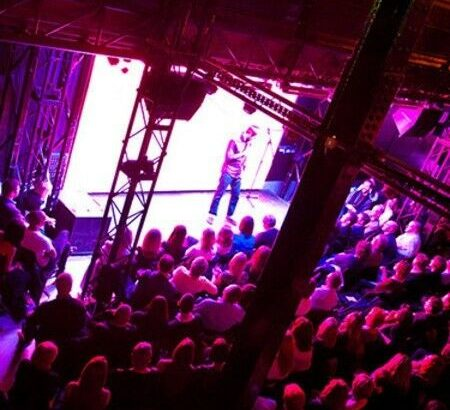 THURSDAY NIGHT STAND UP COMEDY IN LEICESTER SQUARE