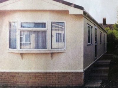1 bed park home