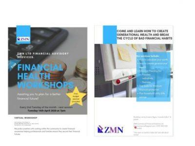 Free financial health work shop