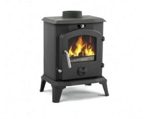 New Aston 6kw multi fuel stove was £400 now £260