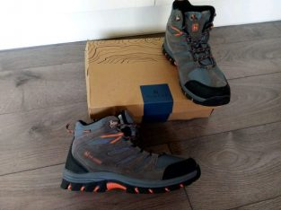 Hi Gear mens walking boots-new