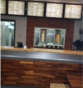 Kebab/Fast Food/Takeaway