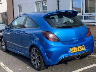 Vauxhall corsa vxr 1.6 petrol