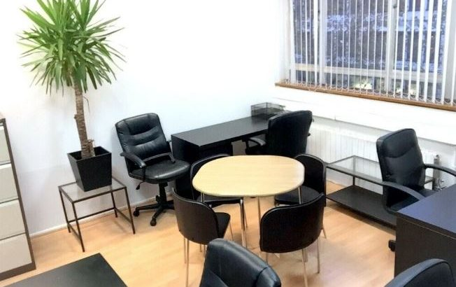 Office for 4-5 people for £900pm