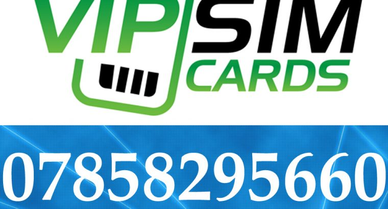 VIP MEMORABLE MOBILE PHONE NUMBER SIM CARD GOLD EASY PLATINUM OVER 600 NUMBERS AVALIABLE