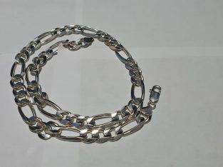 925 silver chain Italian made