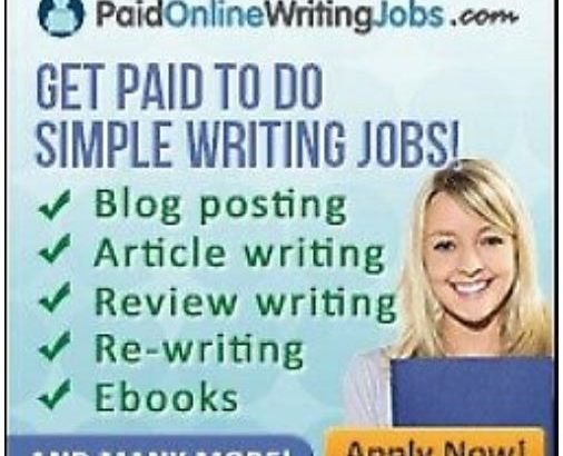 We seeking applicant for a computer-based work from home