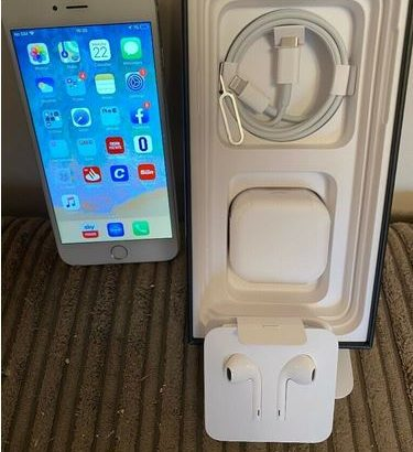 I Phone 6s Plus – Excellent Condition Boxed