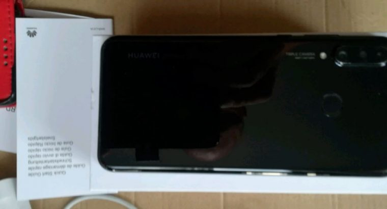Huawei p30 lite 128 GB 4g unlocked