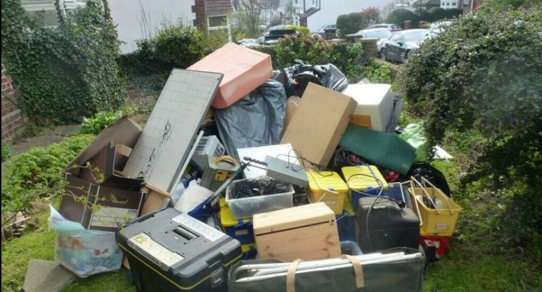 07496080017 – RUBBISH REMOVAL – SAME DAY SERVICE – WASTE CLEARANCE – WASTE COLLECTION